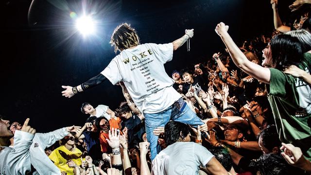The BONEZ TOUR「WOKE」ENCORE @ Zepp Tokyo